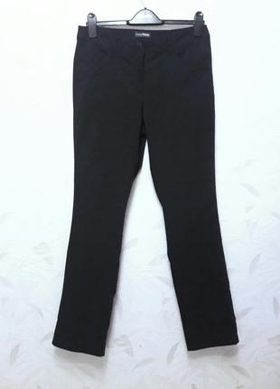 Стрейчевые брюки, чиносы, 46-48-50?, вискоза, полиамид, эластан, charles voegele