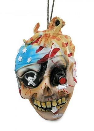 Декор для фотозоны на хэллоуин оторванная голова