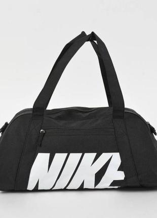Сумка спортивная женская nike gym club training duffel bag ba5490-018 черный