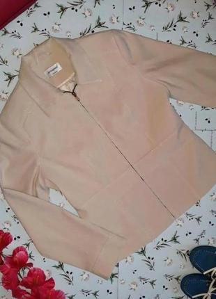 🌿1+1=3 фирменная куртка демисезон atmosphere под кашемировую, размер 44 - 46