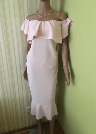 Изумительное платье boohoo