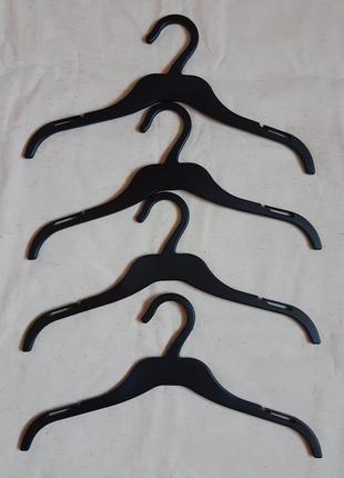 Тремпель, плечики, вешалка пластиковая германия опт/розница