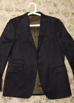 Стильный пиджак zara man