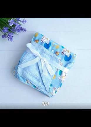 Одеялко-пледик