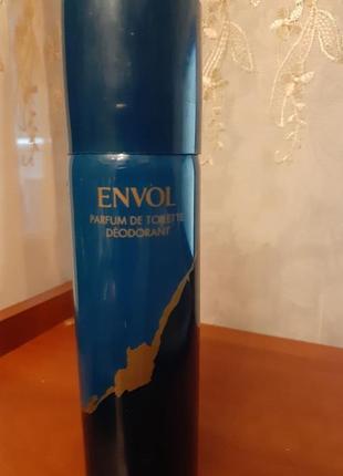 Винтажный дезодорант envol - lancome