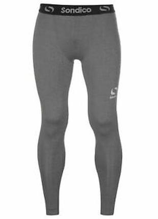 Термобелье мужские спортивные термо леггинсы лосины тайсы sondico