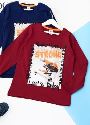Лонгслив для мальчика, свитер