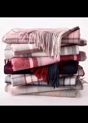 Теплий і м'який шарф палантін