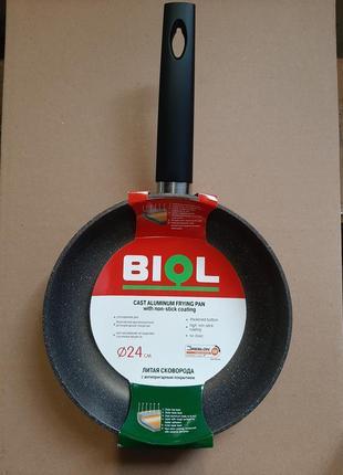 Сковорода d24 биол