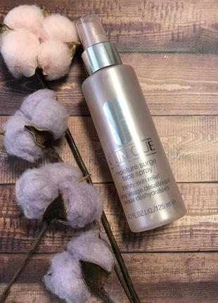 Увлажняющий спрей для лица clinique moisture surge face spray 125 ml