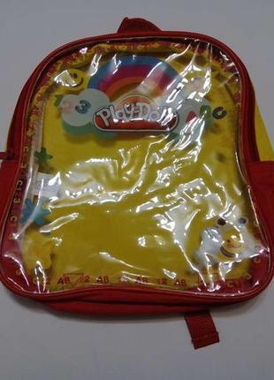 Рюкзак для детей, play-doh by hasbro, сост. отличное!