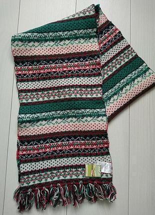 Зимний шарф joules