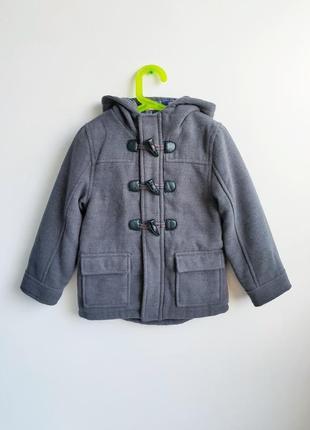 Детское пальто george дафлкот