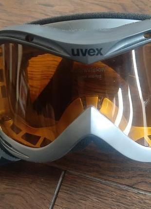 Горнолыжная маска детская uvex