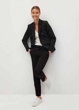 Супер стильный костюм для бизнес леди от mango suit