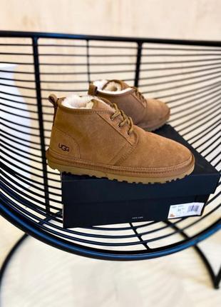 Угги ботинки на меху