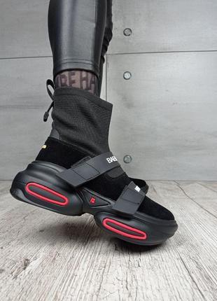 Тренд этого сезона кроссовки-носки демисезонные 🤩по доступной цене 😉