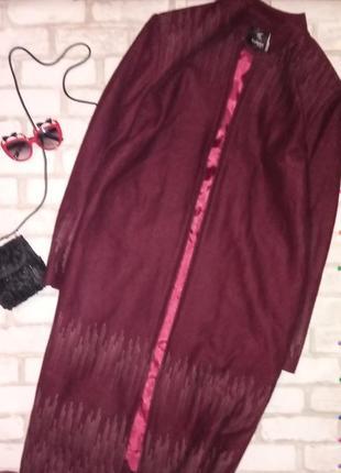 Бесплатная доставка! стильное миди пальто