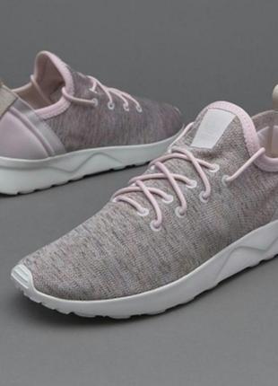 Кроссовки женские adidas zx flux adv virtue w bb0746