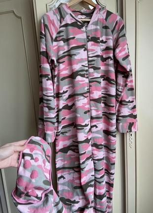 Пижама, піжама, кигуруми, комбінезон домашний плюшевый комбинезон2 фото