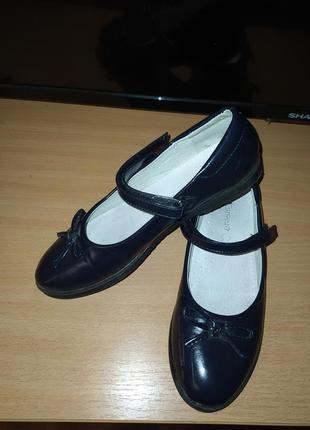 Туфли в идеале с ортопедической стелькой