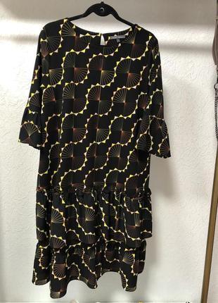 Платье next р.48-50