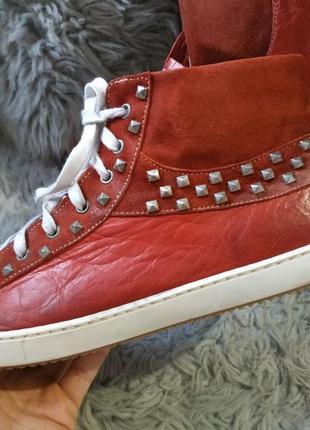 Шикарные, гламурные ботинки  bagatt
