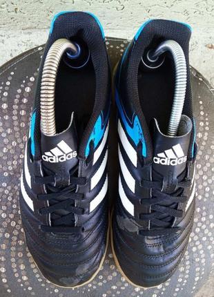 Футзалки бампы сороконожки адидас adidas