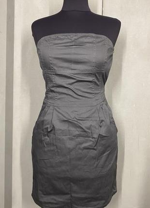 Сарафан, платье, котон. новый