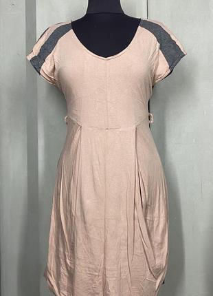 Хб платье, трикотаж, новое