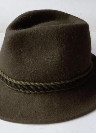 Шляпа альпийская охотничья