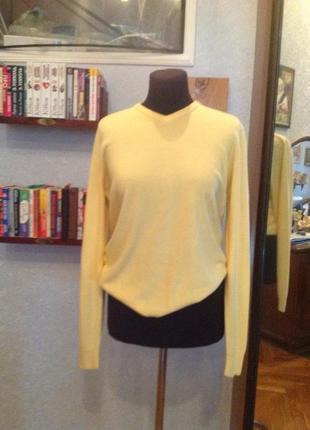 Нежнейший, мягусенький пуловер бренда marks& spencer, р. 52-54
