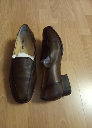 Германия,шикарные,кожаные туфли,туфельки,полуботинки,ботильоны,широкий каблук