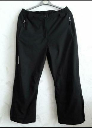 Тёплые спортивные штаны на флисовой подкладке, 48-50-52?, climatex, unlicensed, германия