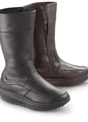 Skechers womens shape ups x wear freestyle boots black состав: верх - кожа;