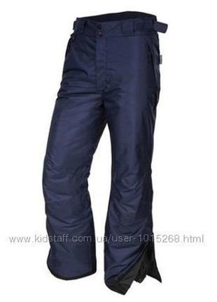 Зимние лыжные штаны.3m ™ thinsulate.crivit/германия.