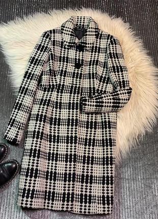 Стильное пальто размер м