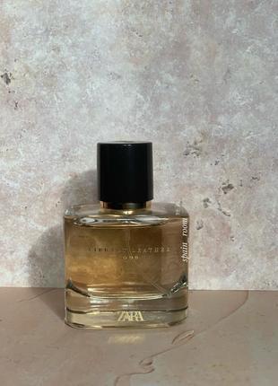 Духи zara vibrant leather oud/чоловічі парфуми/парфюм/туалетная вода