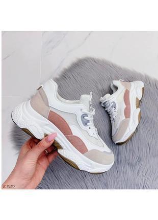 Кроссовки кеды эко-кожа текстиль эко замш ботинки