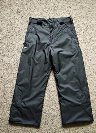 Зимние  лыжные штаны quechua размер xl на невысокий рост