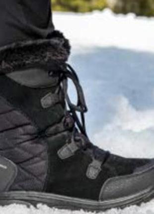 Жіночі зимові черевики, ботінки columbia