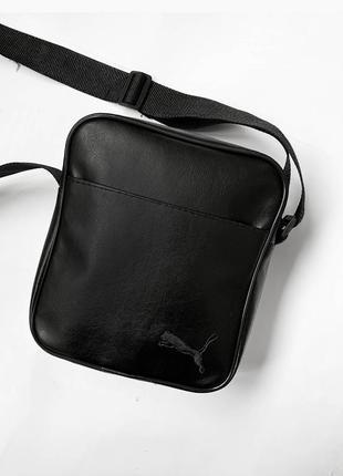 Новая стильная качественная барсетка сумка через плечо pu-кожа / бананка / слинг /