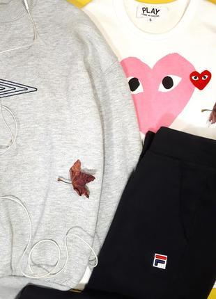 Классный винтажный свитшот от umbro, оригинал🖤5 фото