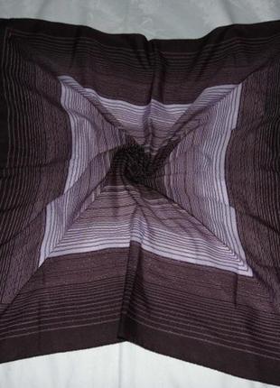 Мужской платок  gim renoir большой  83х85 италия