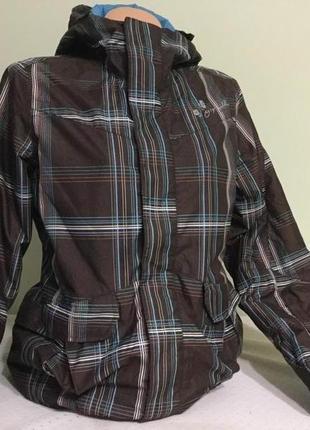 Стильная лыжная куртка