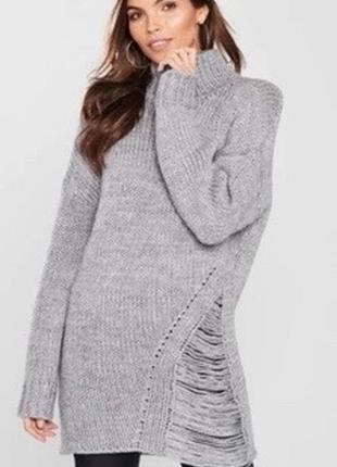 Сукня-светер