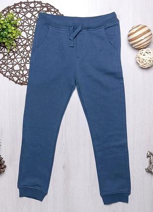 Утепленные подростковые спортивные штаны брюки для мальчика ovs kids италия