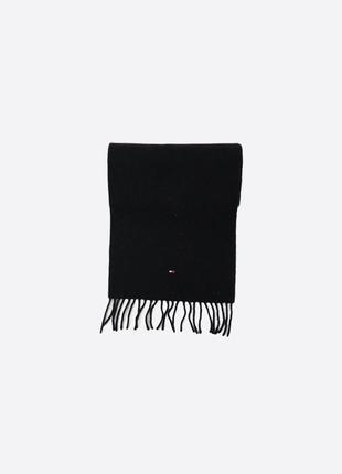 Tommy hilfiger шарф шерсть