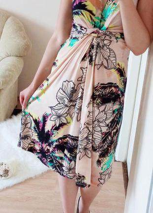 Платье миди dept
