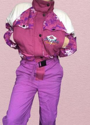 Костюм kappa лижный костюм,горнолижный костюм